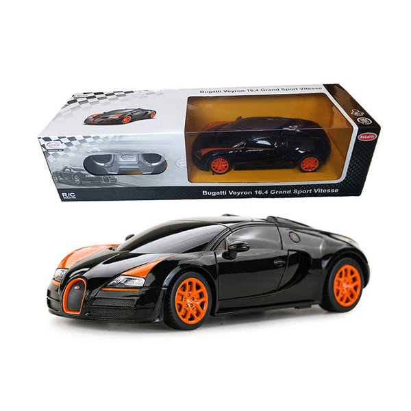 Licensed 1 :24 Mini Electric Rc Cars 4ch Remote Control Toys Machines On Th Radio Controlled Toys For Boys Bugatti 47000 76100