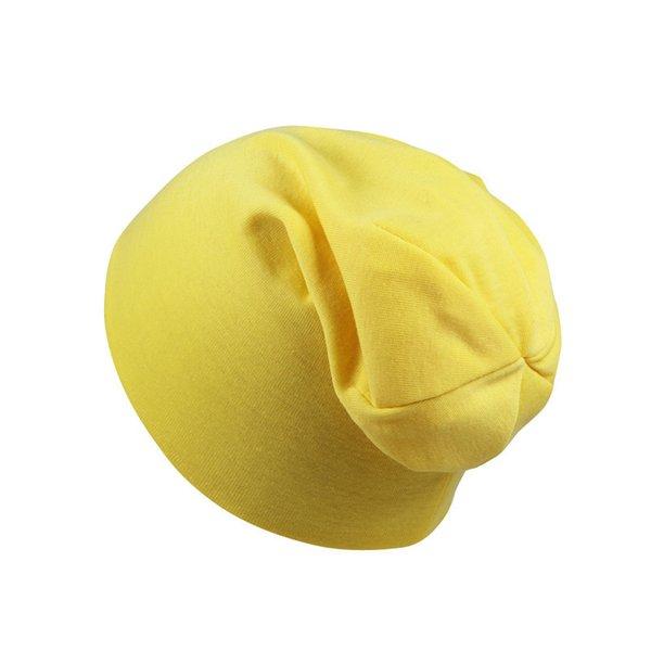 gelben Hut