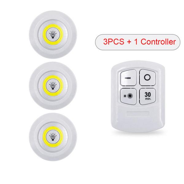 1 / contrôleur + 3 / lumière