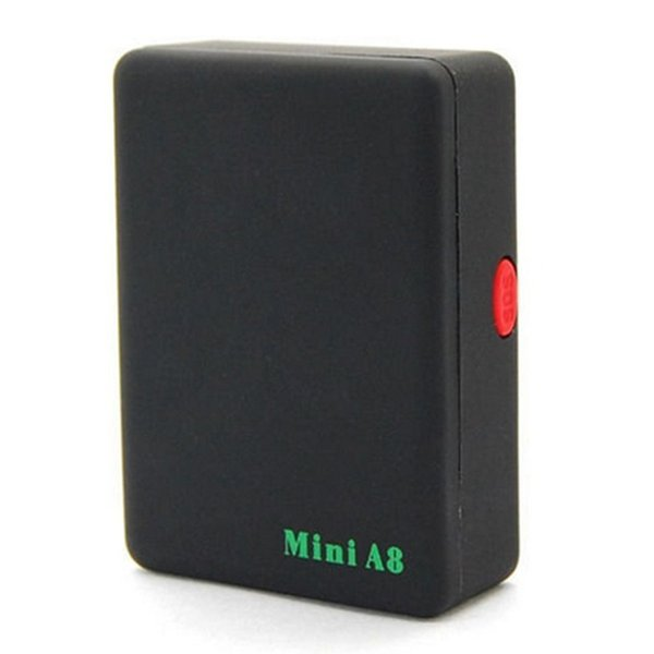 A8 Mini GSM/GPRS Tracker Global Real Time GSM GPRS Tracking Device With SOS Button for Cars Kids Elder Pets No GPS