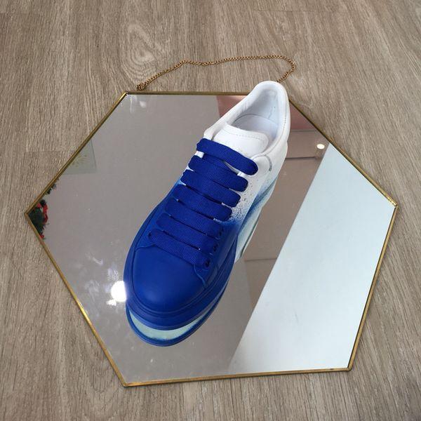 2019 designer Speed Trainer moda Luxury uomo donna Calzino scarpe nero bianco blu oreo Mens piatte sportive sneakers Runner