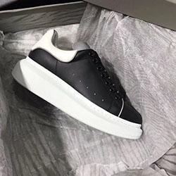 New season designer shoes fashion luxury women's shoes men's leather lace-up platform sequins sneakers casual shoes f0640