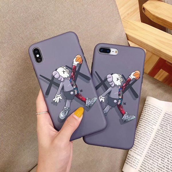 2020 Hot Sale Doll Anime Print Designer Phone Cases Fashion Cover For IPhone 11 Pro X 7Plus 8P 7 8 6P 6SP 6 6S Brand Wholesale B104542V