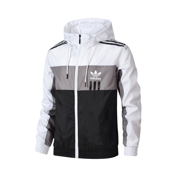 best selling hot sell Men new Luxury Jackets Coat Luxury Sweatshirt Hoodie Long Sleeve Autumn Sports Zipper Windcheater Mens Clothes Men Jackets
