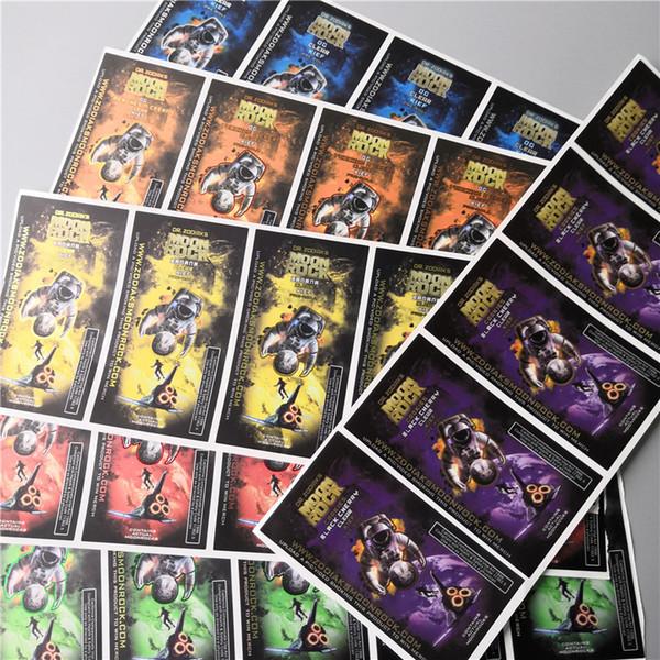 top popular MOONROCK PACKWOODS DANKWOODS PRE-ROLL Hot Gummie bags Cherry AK-47 purple punch Label Stickers Joint Tubes Packaging 2021