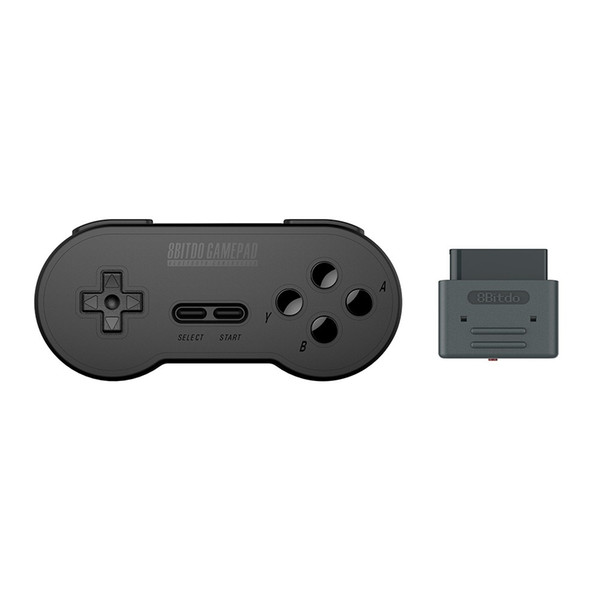 8Bitdo SN30 Game Controller Gamepad Joystick Wireless Bluetooth Game Pad with Receiver Adapter for Nintendo Consoles