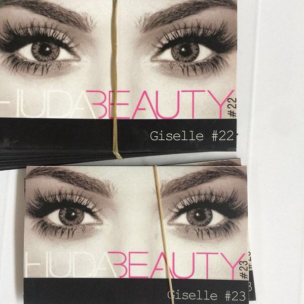 1 pair 40 styles 3D mink eyelashes Private Label 100% real mink fur Handmade False eyelash crossing lashes individual strip thick lash