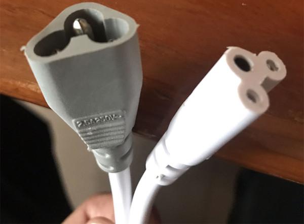 30CM Male Female Plug (All Copper Wire)
