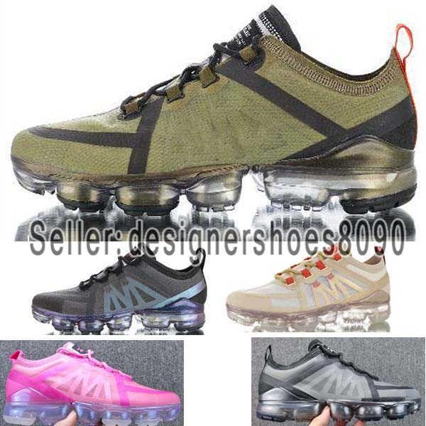 Designer men's shoes Nike vapormax women Neue 2018 2018 WAHR SEIN Outdoor Schuhe Frauen Männer Outdoor Schuhe Designer Fliegenschnur Designer Sport Turnschuhe Training US5-11