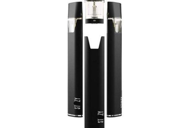 e cigarette cartridge pod vape pen starter kit rechargeable USB pod pen device auto smoking e cig battery bottom charger port with USB cable