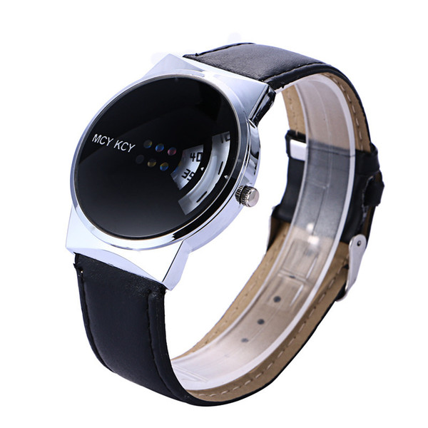 Manufacturer's Hot Selling Fashion Creative Men's and Women's Neutral Fashion Watches Students'Personality Trend Quartz