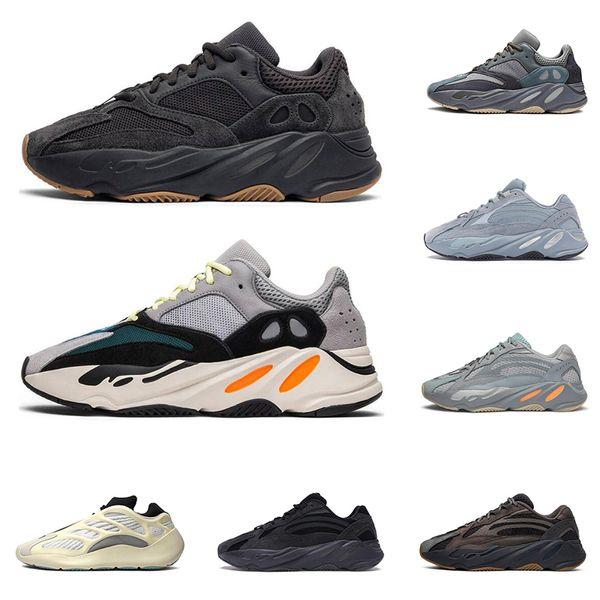 2020 erkek kadın koşu ayakkabı 3 m yansıtıcı Hastane Teal Mavi Mıknatıs Programı Siyah dalga koşucu Vanta erkek eğitmenler moda spor sneakers