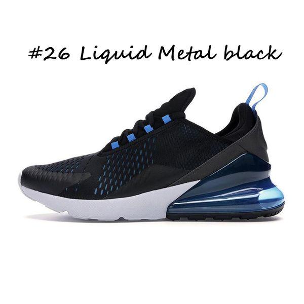 #26 Liquid Metal black