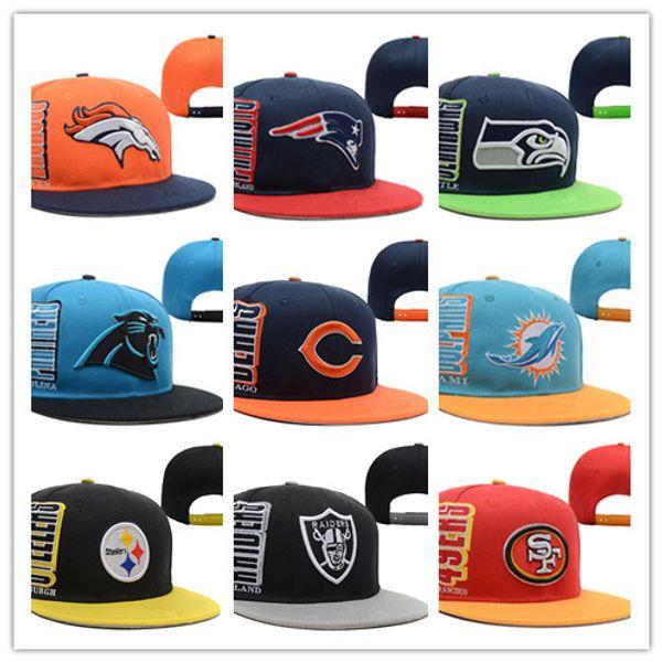 fashion new Men's Women's Basketball Snapback Baseball Snapbacks All Teams Football Hats Man Sports Flat Hat Hip-Hop Caps Thousands Styles
