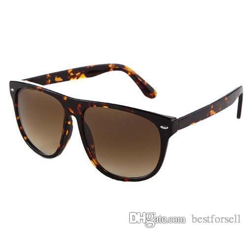 Moda Clássico Óculos De Sol Quadrados Gradiente Homens Mulheres Designer de Marca Óculos de Sol Prancha Quadro Gafas de sol Oculos com caso online