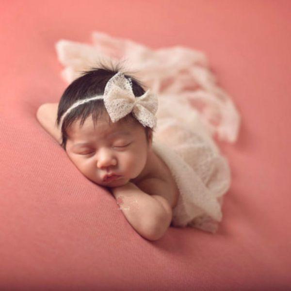 Yenidoğan-fotoğrafçılık-sahne battaniye 8 renk Yenidoğan fotoğrafçılık tiftik Akrilik ve esnek örgü şal Yenidoğan bebek şal L sarar