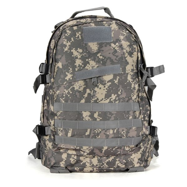 40L 3D Outdoor Sport Military Tactical Climbing Mountaineering Backpack Camping Hiking Trekking Rucksack Travel outdoor Bag Pack