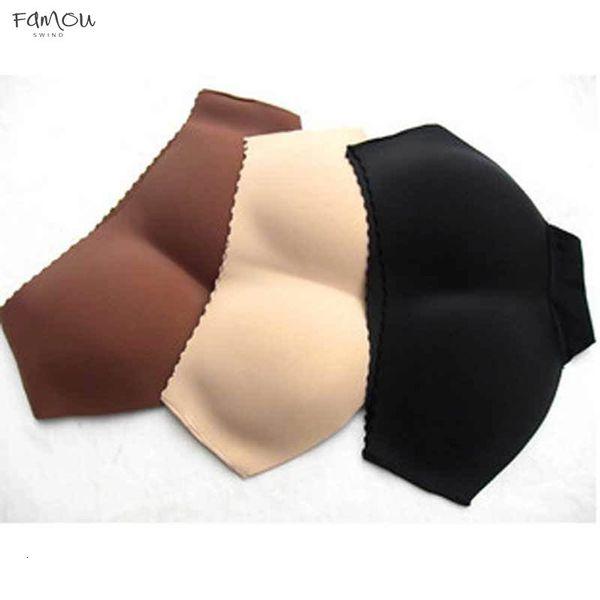 Sexy Women Butt Lifter Hip Up Padded Enhancer Shaper Soft Underwear Panties Low Bottom Waist Seamless Polyester Abundant Female Panties