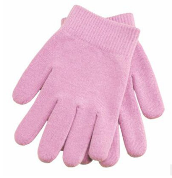 pink glove 1lot=1pair=2pcs