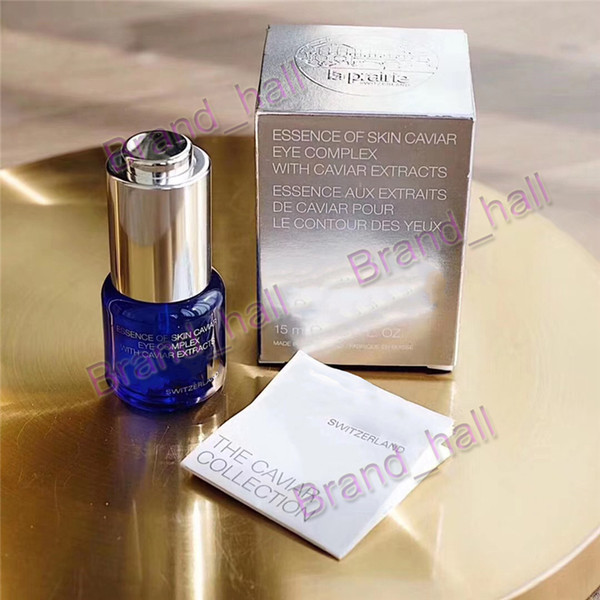 best selling Famous brand essence of skin caviar eye complex with caviar extracts 15ml eye skin care essence concentrate treatment lotion