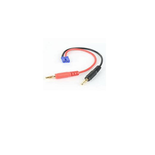 4mm to EC2 18awg 30cm