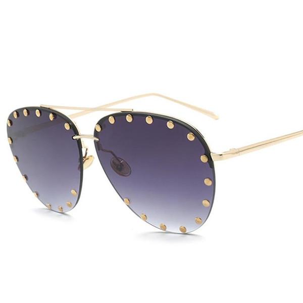 Color de lentes: gris oro c1