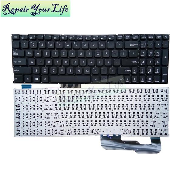 Repair You Life laptop keyboard for Asus X541 X541LA X541S X541SA X541UA R541 R541U US keyboard Black new