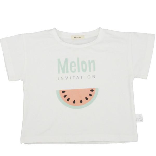 Kinder Wassermelone Print T Shirt Sommer O Hals Kinder T-Shirt Jungen Mädchen Kurzarm T-Shirt Baby Kleidung Tops Tees KKA6948