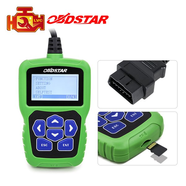 OBDSTAR F102 Pin Code Reader For Nissan/Infiniti F-102 Auto Key programming Update Version of NSPC001 Update By TF Card DHL free