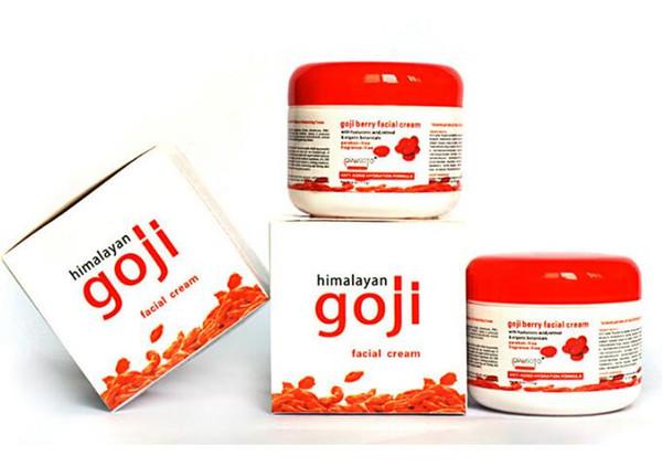 Dropshipping Crème visage jour et nuit à l'acide hyaluronique à l'acide Goji