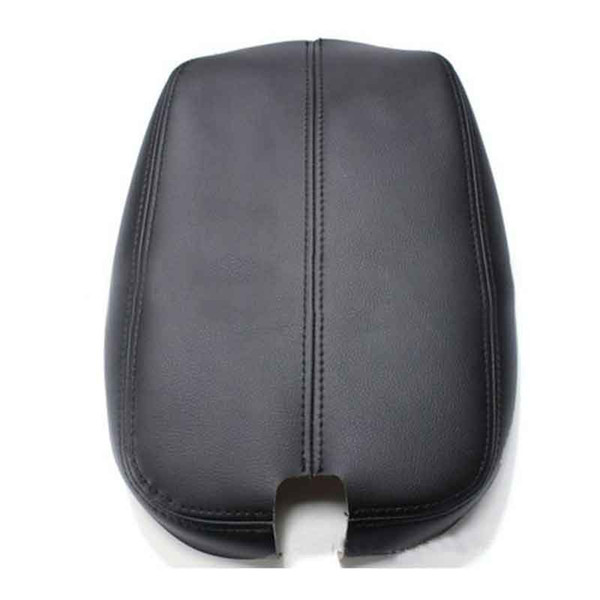 PU Leatherette Armrest Center Hall Console Cover Cap Lid Latch For Honda Accord 08-12