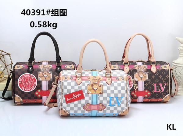 Famous brand designer luxury handbags high quality women's crossbody bag classic rhombic genuine leather shoulder bag 02