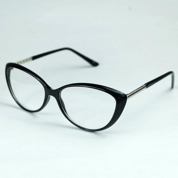 Nuovi occhiali da vista ottici vintage Full Frame Fashion Retro Color Occhiali da sole unisex Clear Lens Glasses Factory Direct 2003