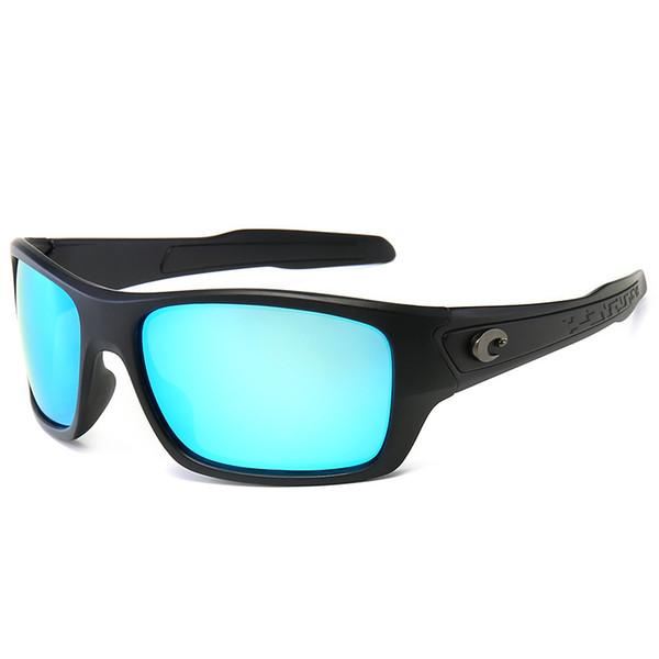 Classique 580P Marque Designer Hommes Lunettes De Soleil Conduite Carré Lunettes De Soleil Pour Hommes Lunettes UV400 Mâle Goggle Gafas Mâle avec logo costa lunettes de soleil