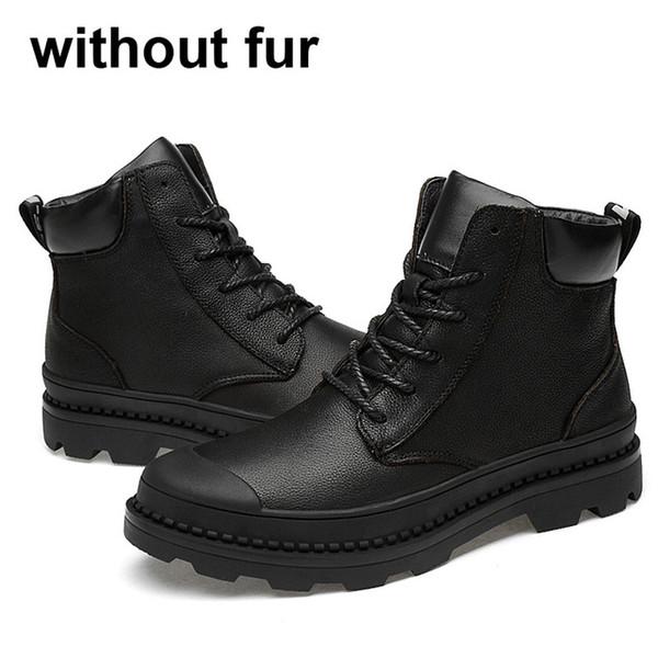 черный без мех
