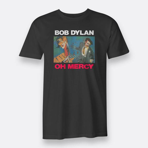 Боб Дилан О Милосердие черный футболка мужская тройник размер S до XXXL