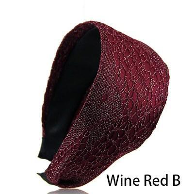 Cor: vinho vermelho B