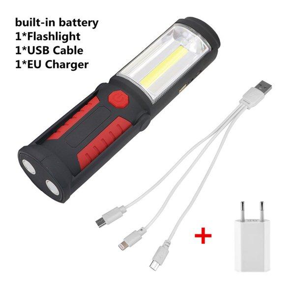 battery EU charger