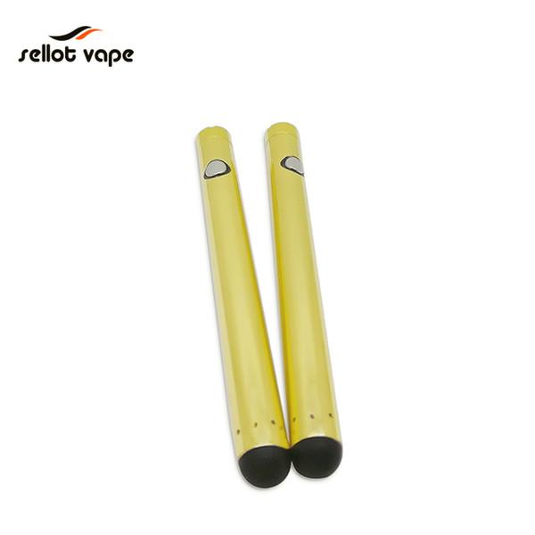 Alta calidad O pen Bud Touch Batería 510 Hilo 280 mah Baterías de la pluma de Vapor delgado con cargador USB para Vaporizador Cartucho Atomizador