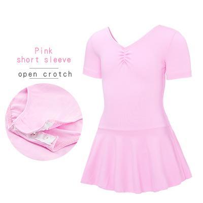 핑크 - 짧은 - 열기