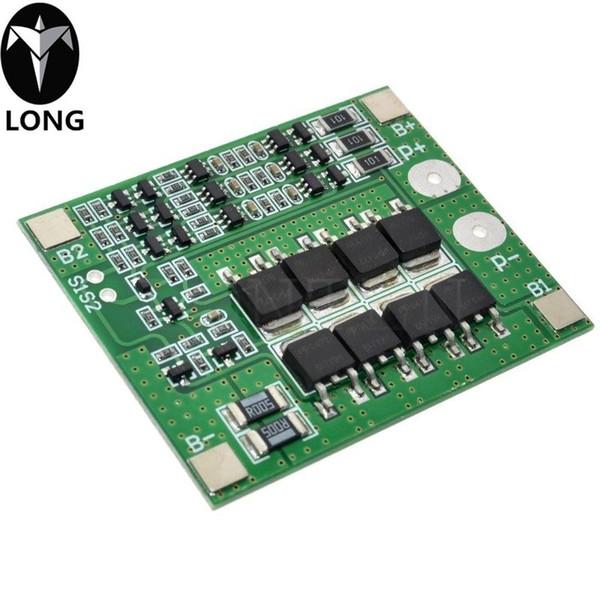 3S 25A Li-ion 18650 BMS bateria protecção bordo PCM bms pcm com saldo de pacote célula de bateria lipo li-ion