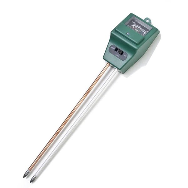 KCASA KC-SMT100 Pro 3 in 1 PH Sunlight Hydroponics Analyzer Smart Wood Soil Moisture Meter Sensor Test Tools Kit