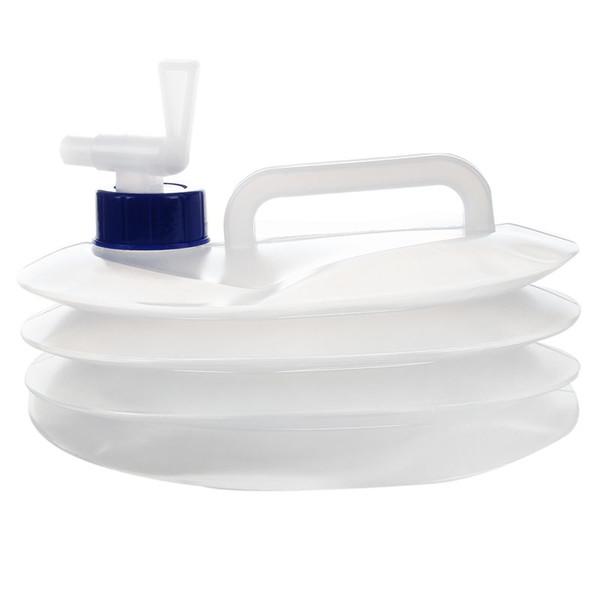 3 литр воды складной Кувшин бутылка гребля, кемпинг, аварийный контейнер для воды