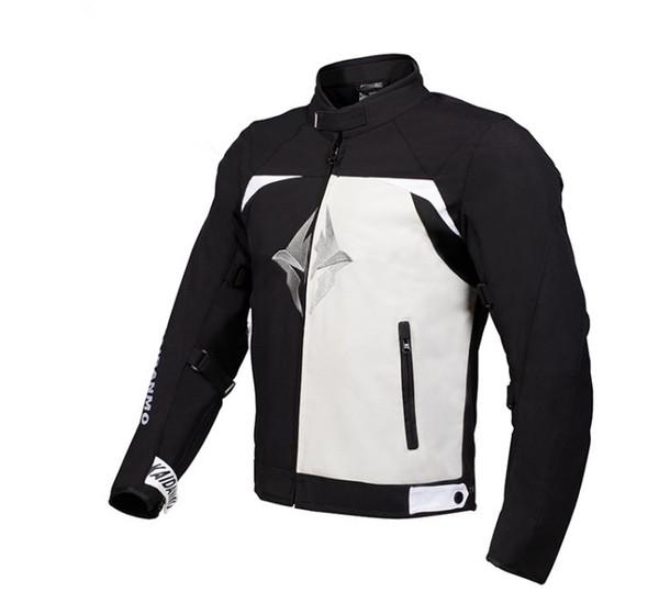 Autumn Winter Motorcycle Jacket Men Waterproof Windproof Moto Jacket Riding Racing Motorbike Clothing Protective Gear