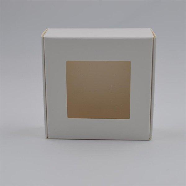 bianco 6,5x6,5x3 cm