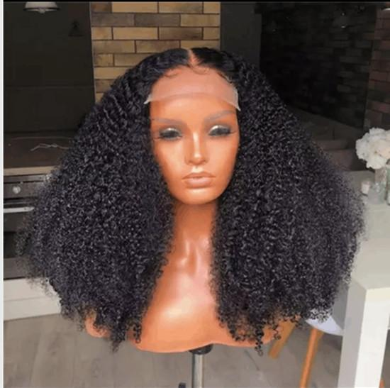 afro kinky curly