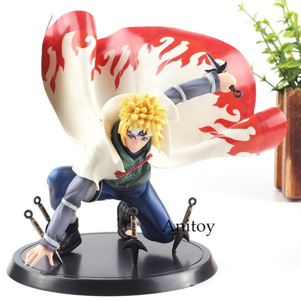 Compre Figura De Naruto Shippuden Minato Namikaze Figura De Acción Cuarto  Hokage De Konohagakure Juguete 15 Cm A $13.25 Del Anitoy_group | DHgate.Com