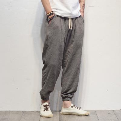 SH51 серые брюки