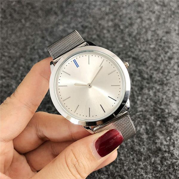 Nuevo reloj de cuarzo para hombre de moda 2019, marca de TOM, logotipo de personalidad, dial grande, reloj bellamente decorado
