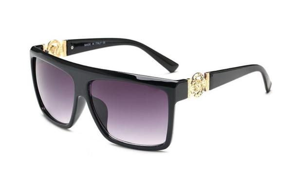 2019 hochwertige Marke Sonnenbrille Herrenmode 5013 Sonnenbrille Designer für Männer und Frauen entworfen Brille Sonnenbrille